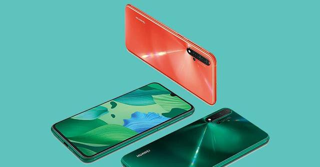 رغم الحظر ، شركة هواوي تقدم ثلاثة هواتف جديدة هي Nova 5 و Nova 5 Pro و Nova 5i وهذه مواصفاتها