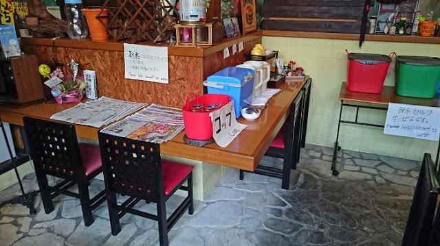 キッチン・マギーの店内の写真
