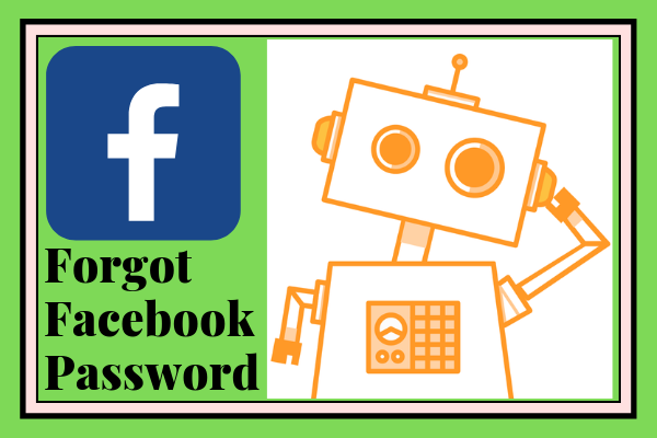 Forgot Facebook Password
