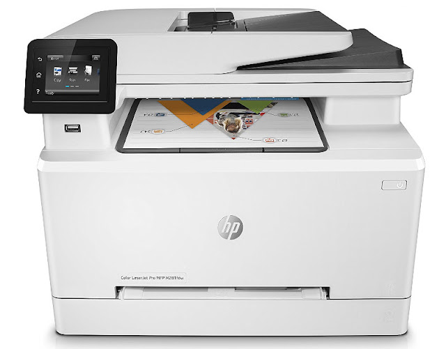HP Color LaserJet Pro M281fdw Treiber Download