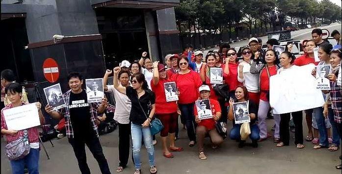 Tetap Demo di Hari Besar Nasional, Ahoker Langgar UU dan Tak Hormati Umat Budha Rayakan Waisak