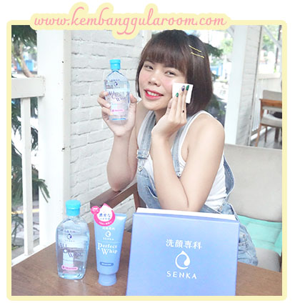 Senka for Beautiful Bare Skin