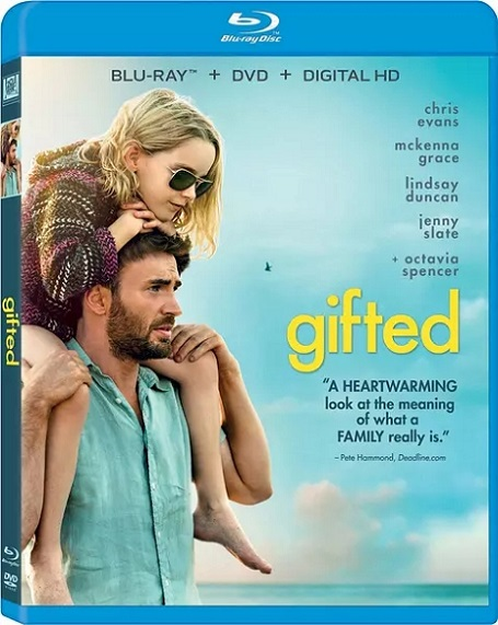 Gifted (Un Don Excepcional) (2017) m1080p BDRip 8.4GB mkv Dual Audio DTS 5.1 ch