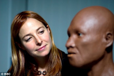 Anthropologist Alice Roberts