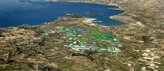 Ξεκινούν τους επόμενους μήνες τα έργα κατασκευής του Kilada Hills Golf Resort στην Αργολίδα