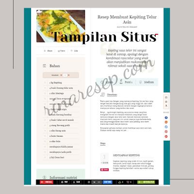 rinaresep.com situs lengkap resep masakan