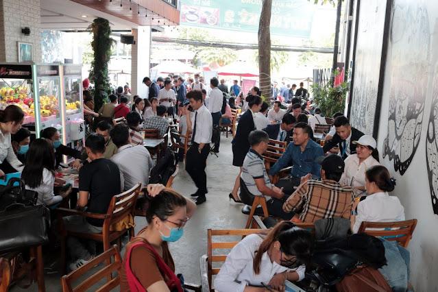 """Khu dân cư Minh Châu (Vạn Phát Avenue) tạo sóng """"bùng nổ"""" cuối tuần"""