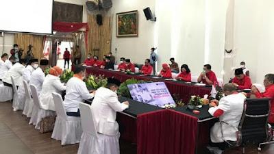 Tanpa Megawati-Syaikhu, Ini Isi Pertemuan PDIP dan PKS