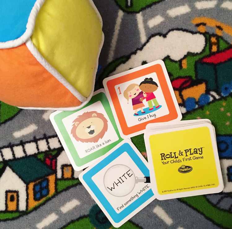 Thinkful Roll & Play Board Game Review