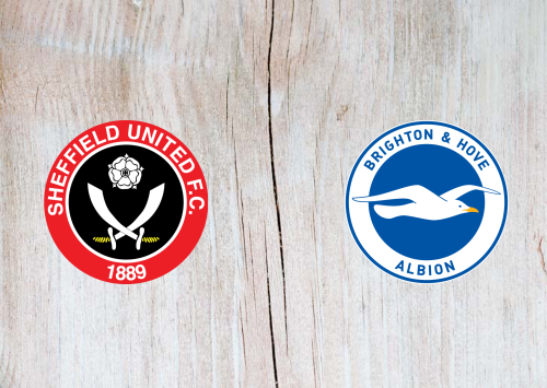 Sheffield United vs Brighton & Hove Albion -Highlights 24 April 2021