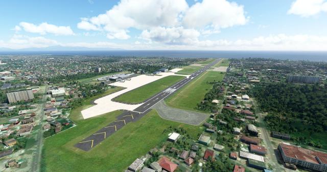 [MSFS] Puerto Princesa International Airport