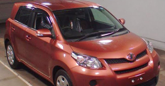 Toyota IST Car in Bangladesh | Condition Reconditioned