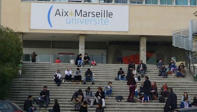 لكل الطلاب اعلان عن منح دراسية للماجستير والدكتوراه في جامعة إيكس مرسيليا بفرنسا 2021