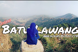 Batu Lawang Merak | Destinasi Wisata Banten