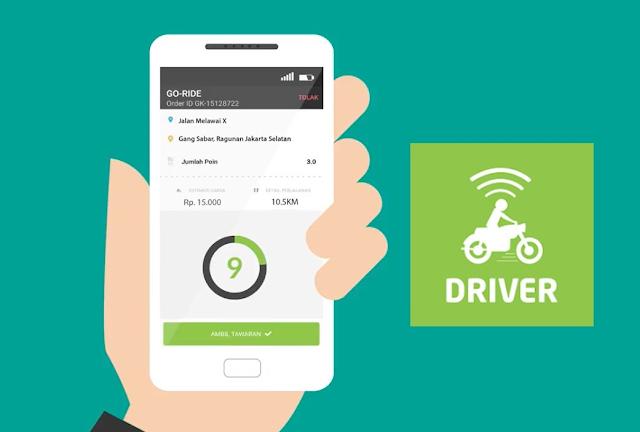 akun gojek driver gratis 2020