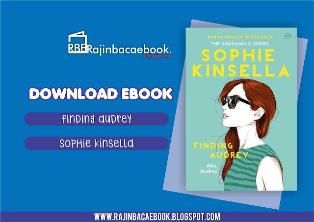 Sophie Kinsella Finding Audrey Pdf