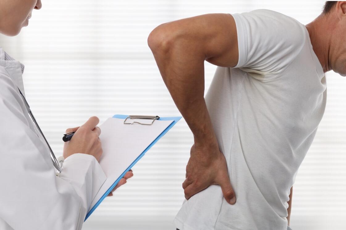 terapi sakit pinggang, fisioterapi sakit pinggang, bagaimana cara terapi sakit pinggang?