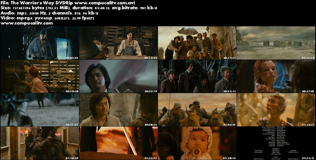 The Warrior's Way DVDRip Español Latino