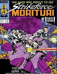 Read Strikeforce: Morituri comic online