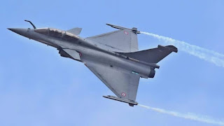 IAF to induct first Rafale jet on Sept 19, Rajnath Singh set to visit France