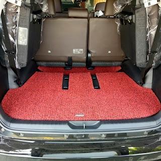 Comfort karpet mobil