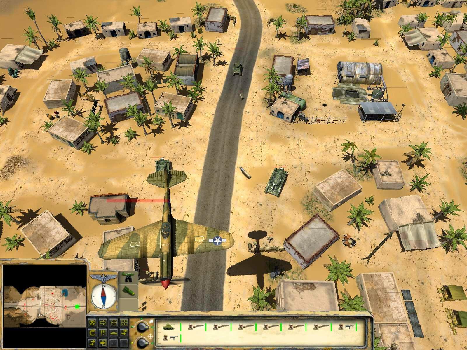 afrika korps vs. desert rats free