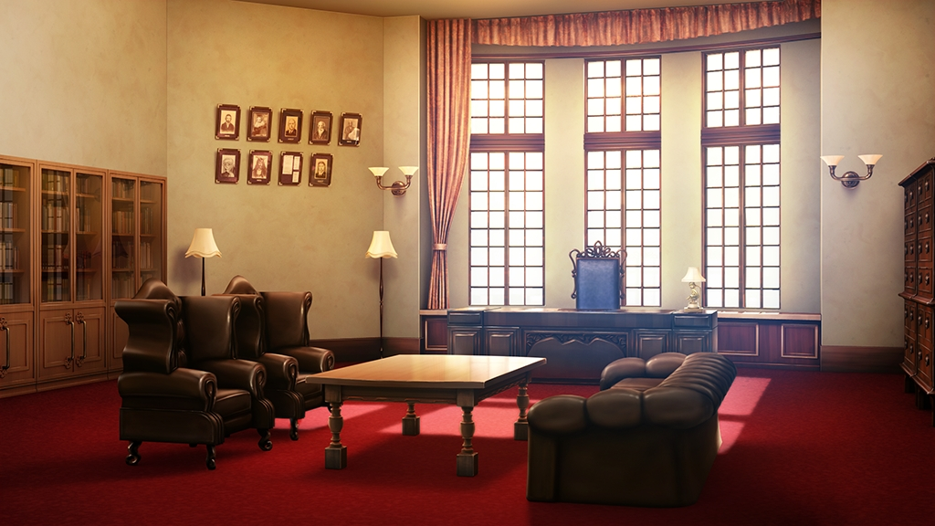Kancelarija Vodje Indoor+Anime+Landscape+43