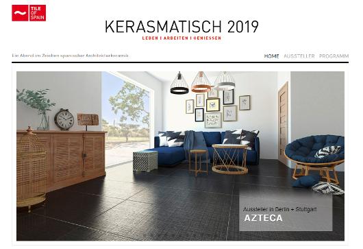 Economía promociona el sector azulejero en Alemania con dos seminarios en Berlín y Sttutgart