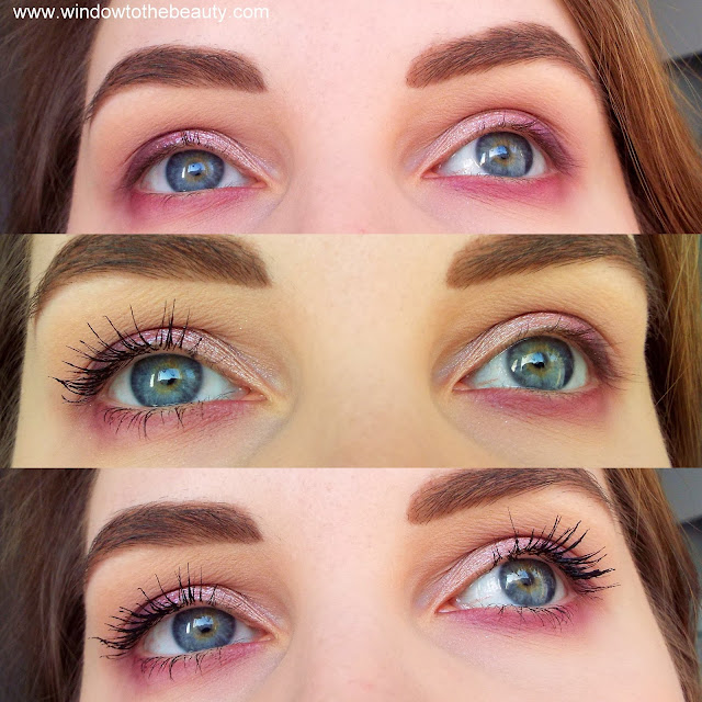 Maybelline The Falsies Instant Lash swatches