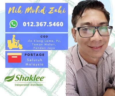 Pengedar Shaklee Petaling Jaya 0123675460