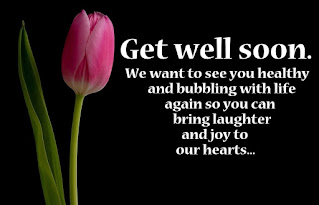 200+ Romantic Best Get Well Soon Message For Her Wishes Quotes For Lover