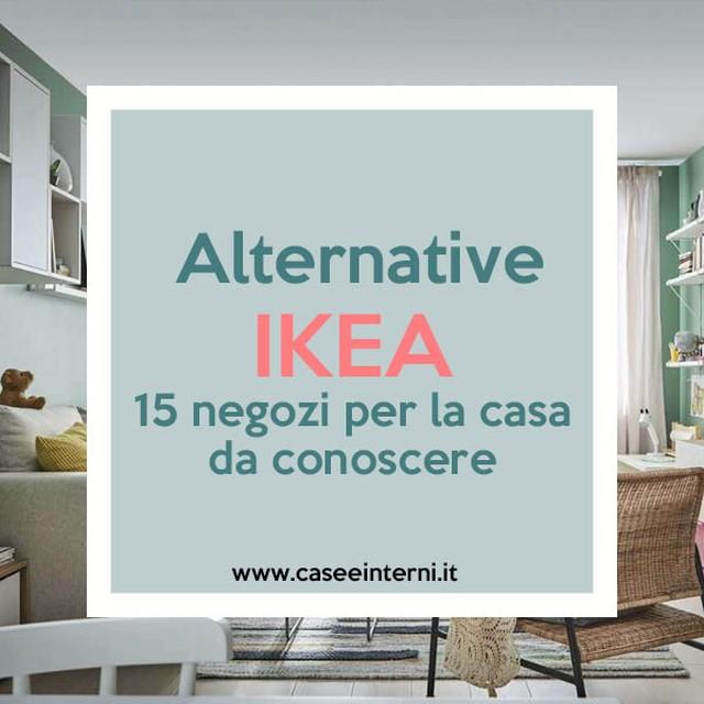 Fai il tuo ordine online su. 15 Negozi Di Arredamento Per La Casa Che Sono Ottime Alternative Ikea