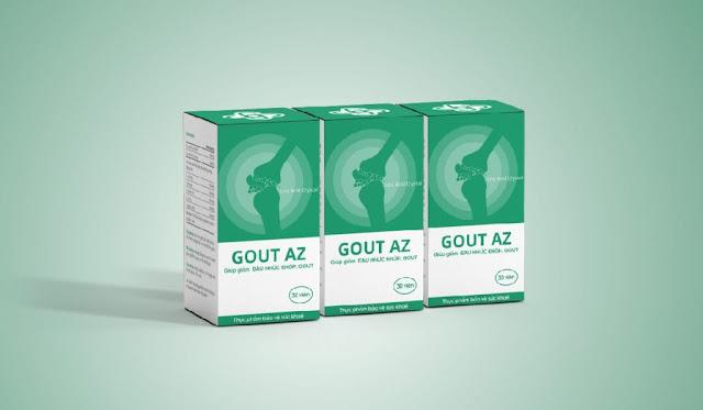 thuốc trị bệnh gout tốt nhất