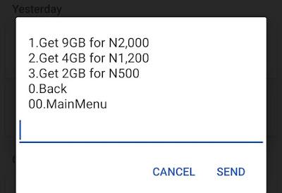 New MTN Nigeria Cheap Data Plan/Bundle Deals USSD Code