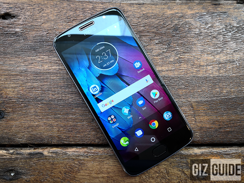 Moto G5S Review - Affordable Little Brother of the G5S Plus