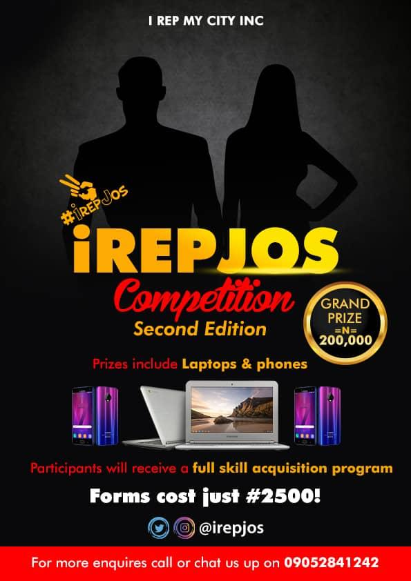 I rep Jos second edition