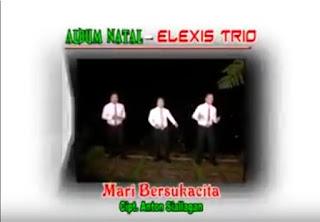 Download Lagu Natal Trio Elexis - Mari Bersukacita