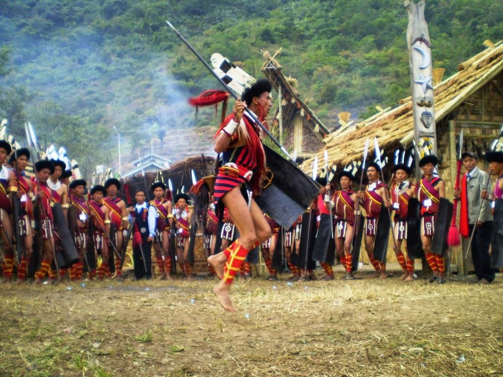 Nagaland Statehood day 1 Dec    | Incredible North East