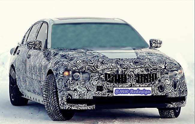 2018 BMW 3 Series First Photos Show