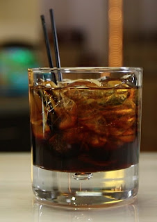 BLACK RUSSIAN CÓCTEL