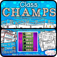 Champs classroom behavior management