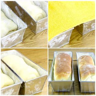 Cách làm bánh mì phô mai tan chảy dùng gelatine 10