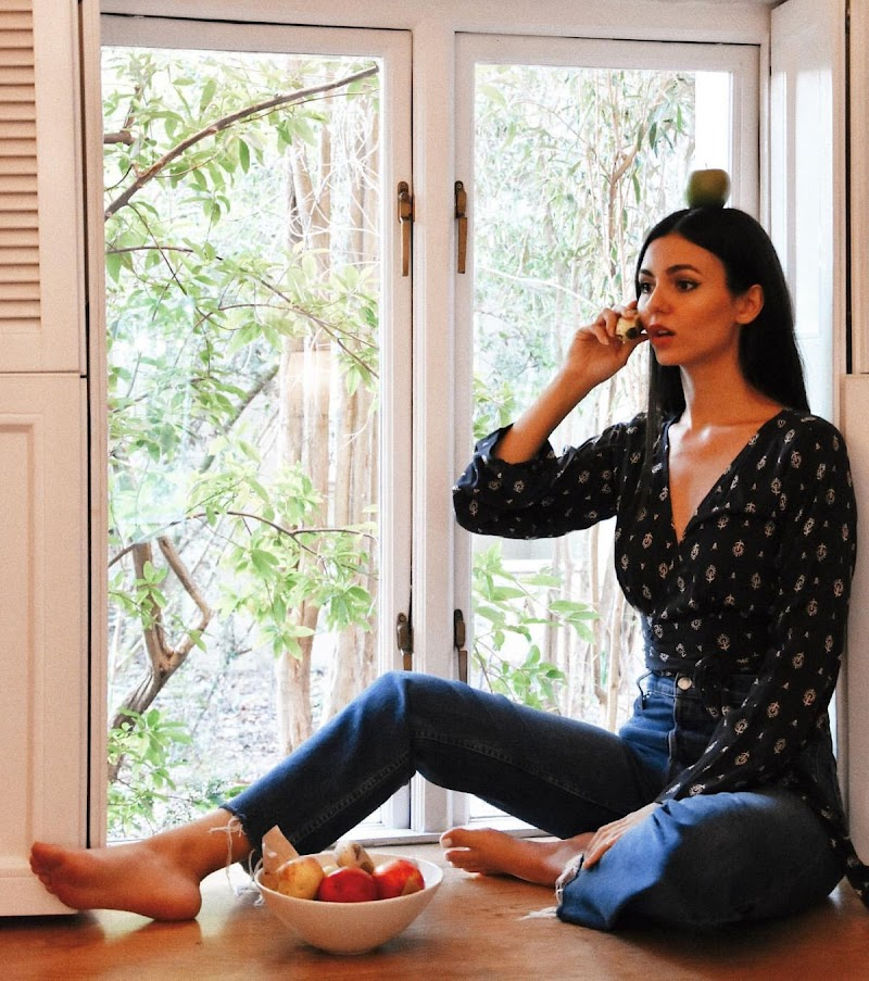 Victoria Justice– Quarantine Photoshoot in South Africa-  September 2020