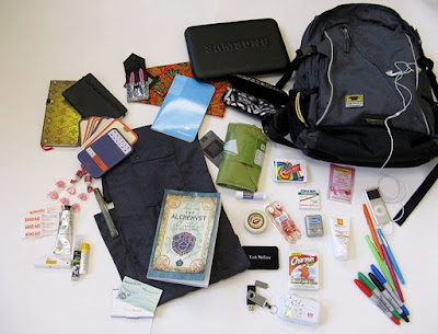 Chuẩn bị hành lý đi du học