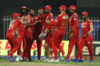 PBKS vs SRH 37th Match IPL 2021 Highlights