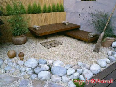how to build a zen garden