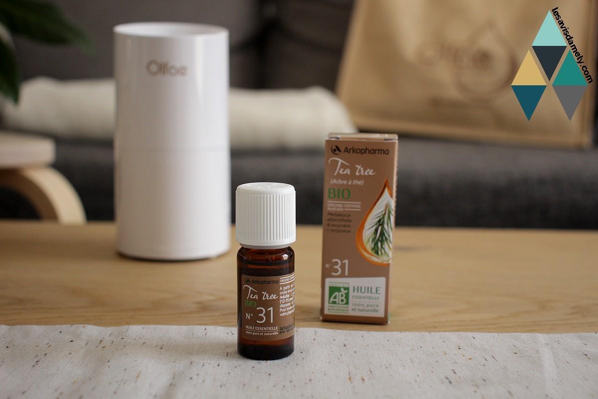 avis huile essentielle tea tree bio arkopharma