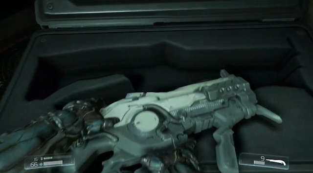 DOOM Plasma Rifle Bethesda E3 conference 2015