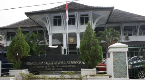 Alamat dan Nomor Telepon Pengadilan Agama Se-Provinsi Jateng