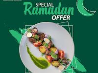 Free Template Food Menu and Restaurant Social Media Post - v7